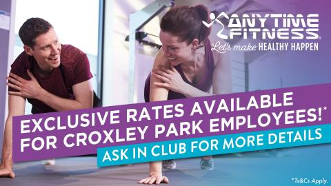 Anytime Fitness October