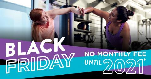 Black Friday Gym
