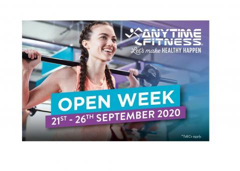 Af Open Week 2020 2