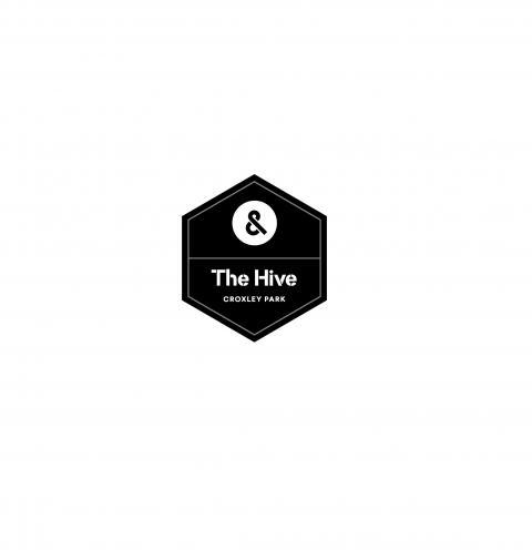 Hive Logo Afar