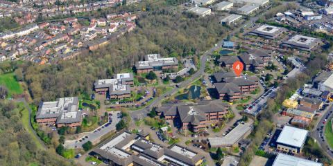 Site Aerial Building 4