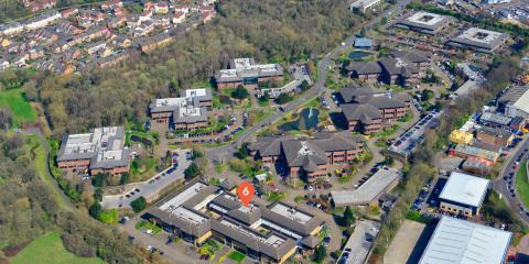 Site Aerial Building 6