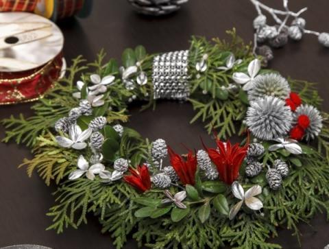 Christmas Wreath Image