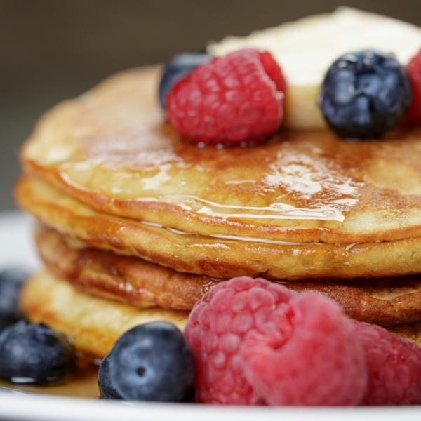 Cafe Pancake Day