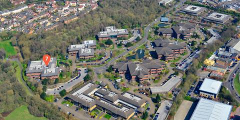 Site Aerial Building 7